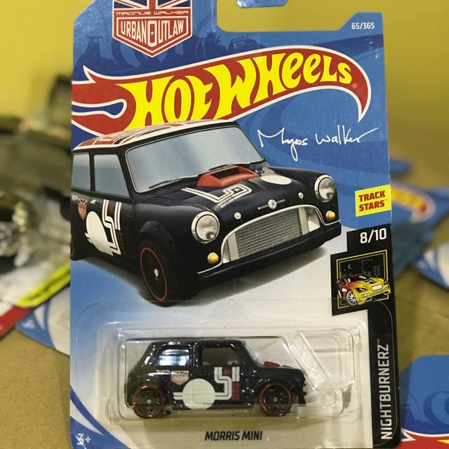 Hotwheels Morris Mini Toys Games Diecast Toy Vehicles On Carousell