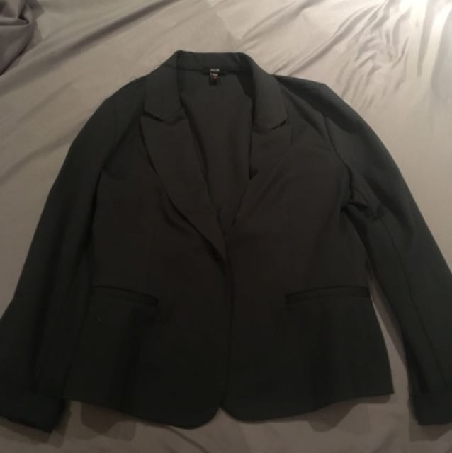 Jacob Forest Green Blazer (XL)
