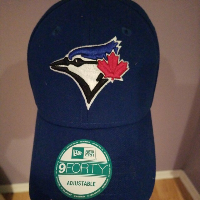 Jays Cap. Worn once.