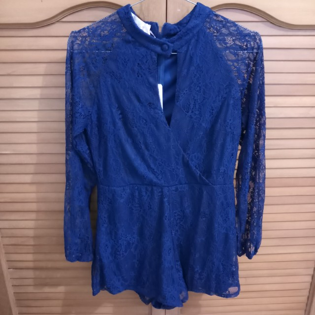 sale Jrep playsuit lace