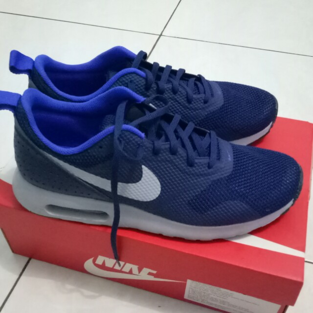 save off 6ab84 d7962 Jual Nike Air Max Tavas Original 100%, Men s Fashion, Men s Footwear ...