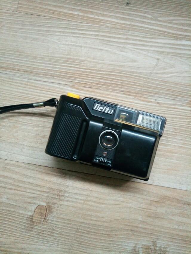 Kamera Analog Delta Go
