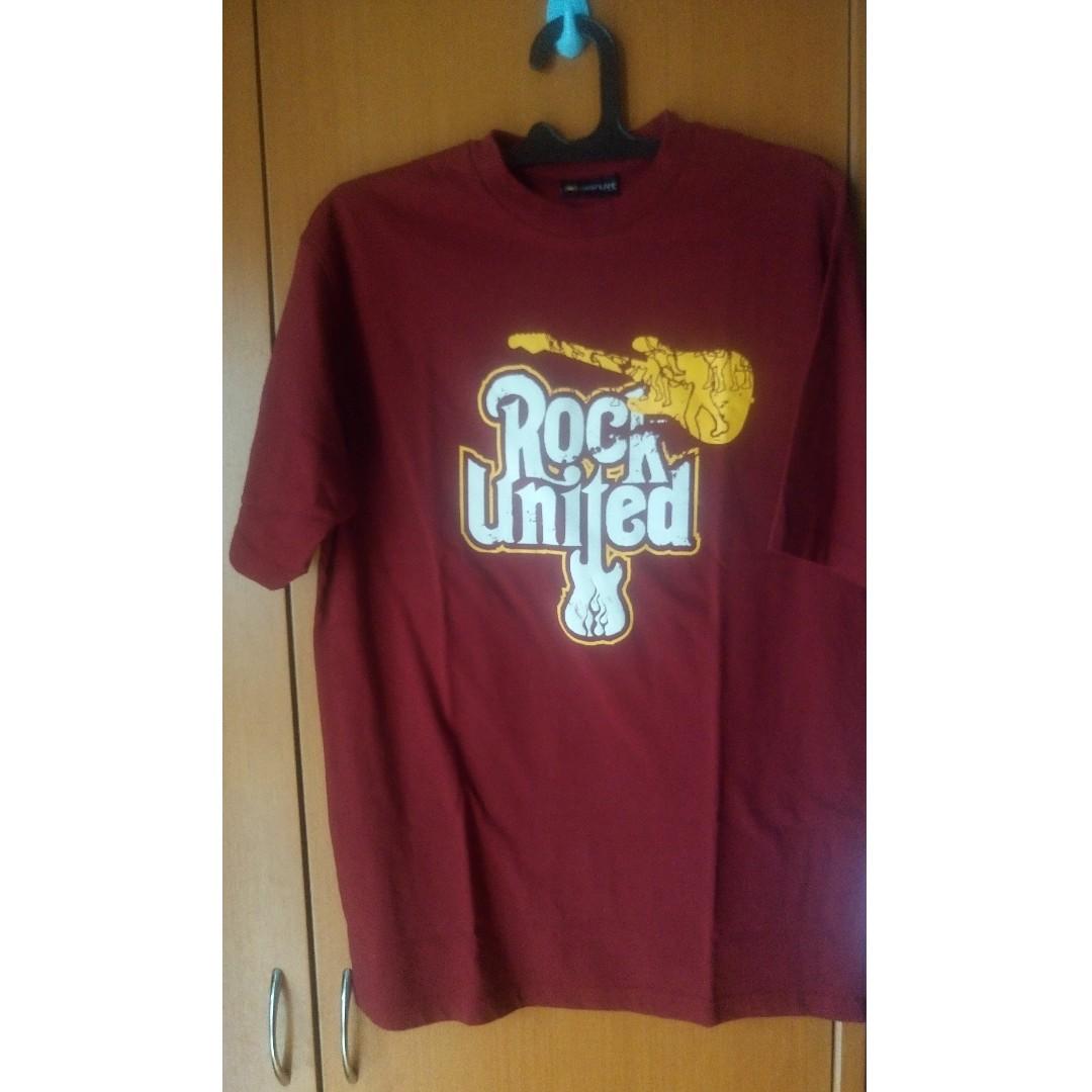 Kaos Gitar Rock United
