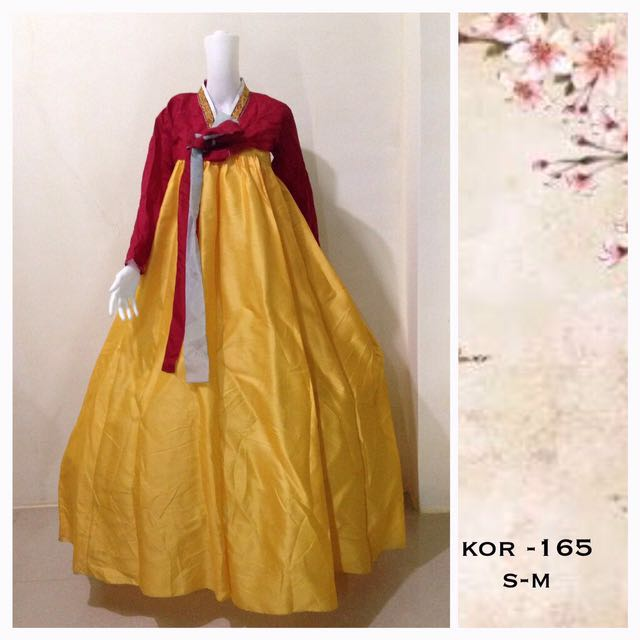 Korean Hanbok ***FOR RENT***