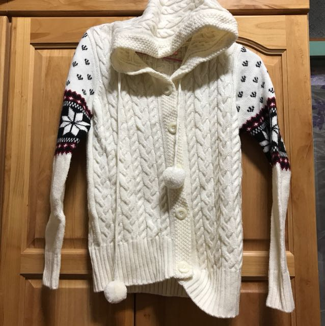 Lace針織外套