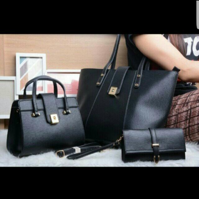 Ladies Bag 3 in 1