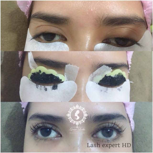 Lash Lift / Lash Expert HD / Lash Tint