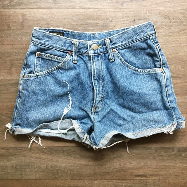 LEE High Waisted Denim