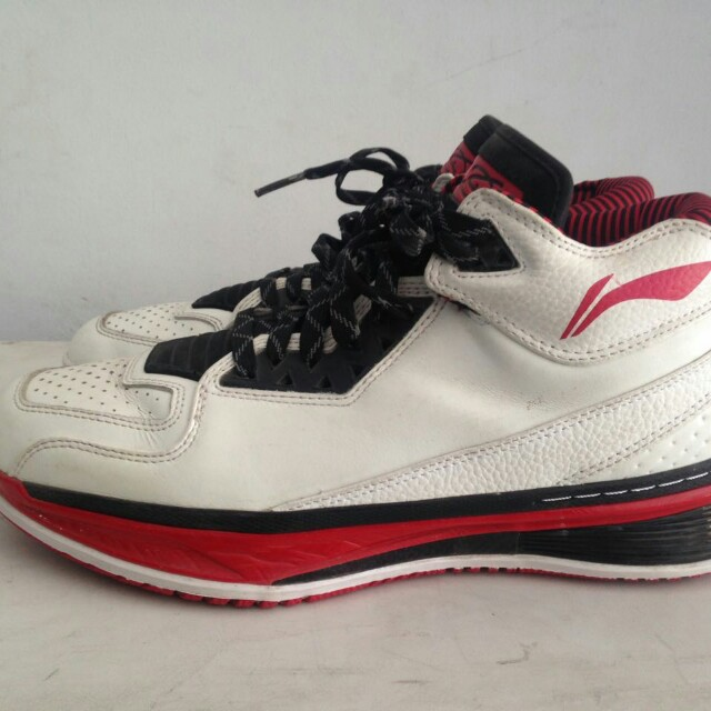 Li Ning Way of Wade 2 Overtown
