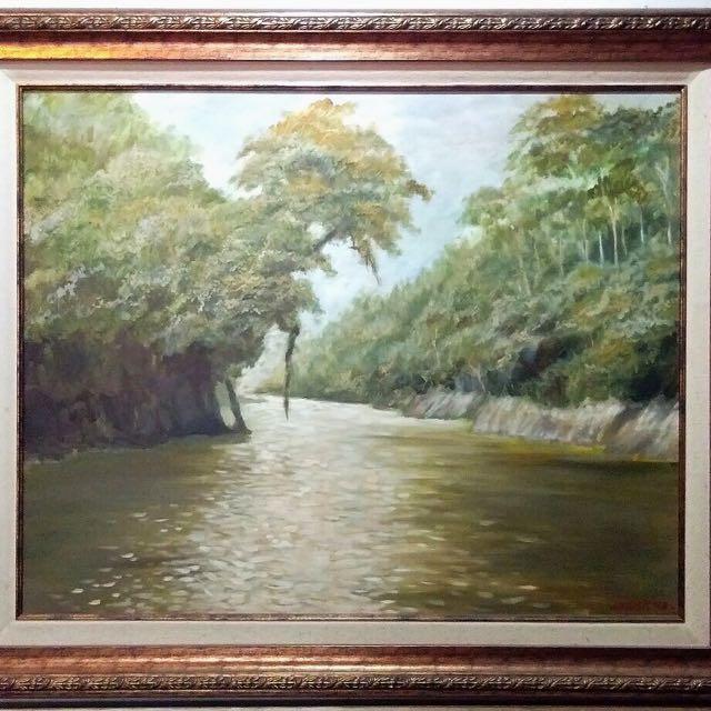 Lukisan Alam 2 ORI