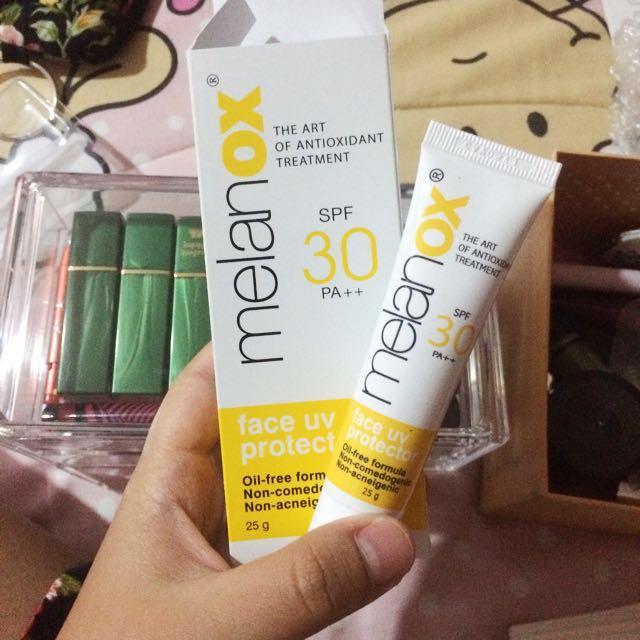 Melanox SPF 30 Sunscreen