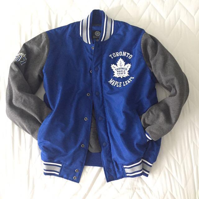 Men's Toronto Maple Leafs Varsity Jacket