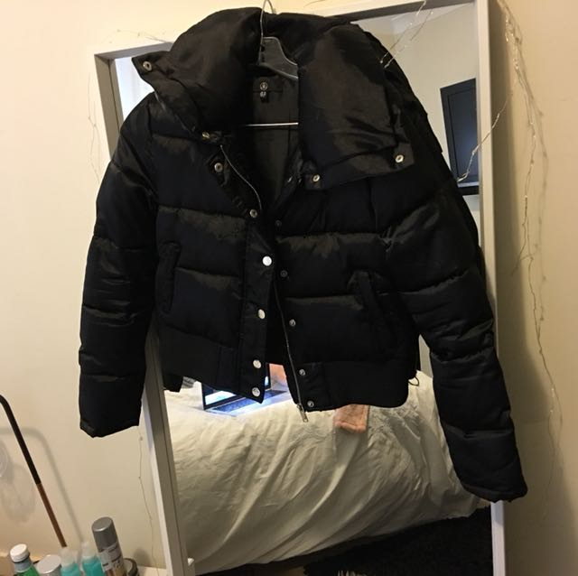 Missguided Puffer Jacket