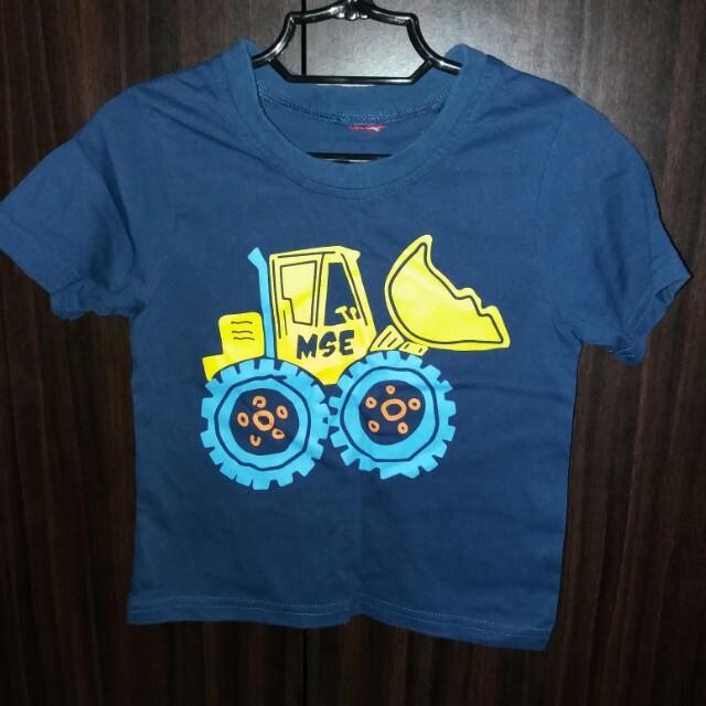 MSE Toddler's shirt