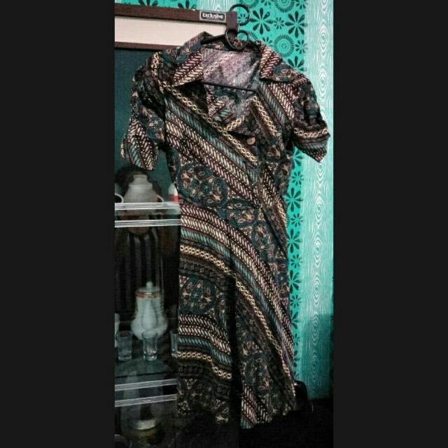 Muraaaah!! Dress 7/8 batik