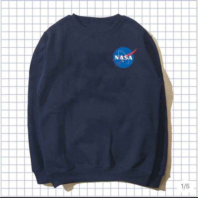NASA inspired sweater