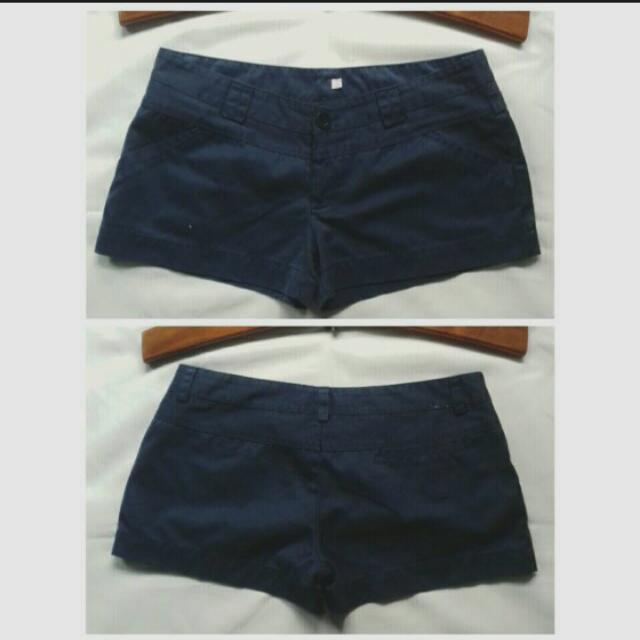 Navy Shortpantz