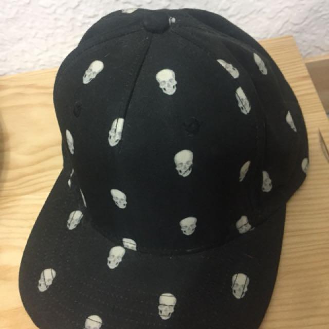 Neff棒棒帽(骷顱頭標誌