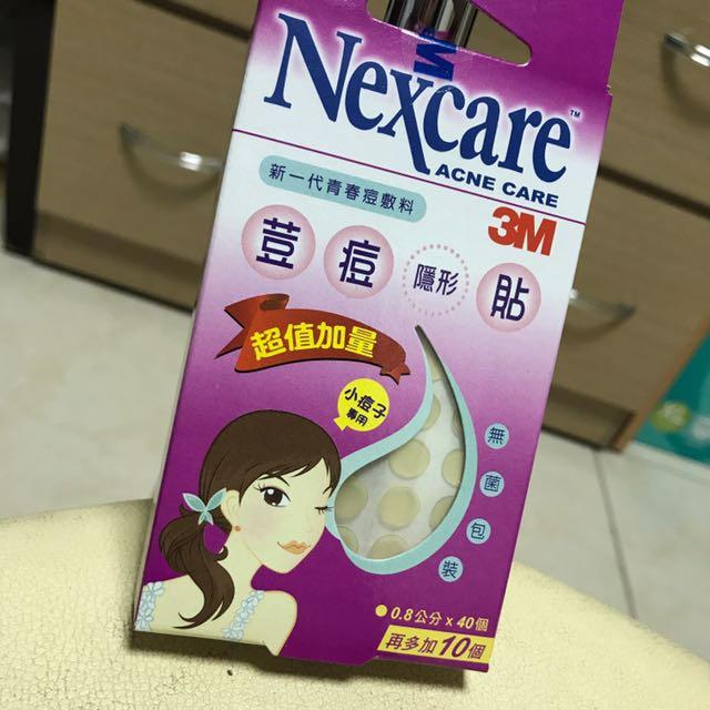 Nexcare 3M 荳痘隱形貼