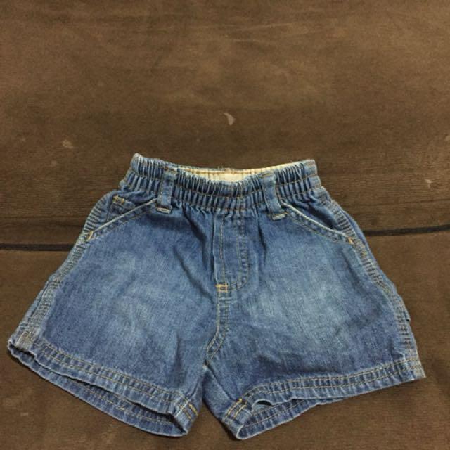 Nickelodeon short jeans
