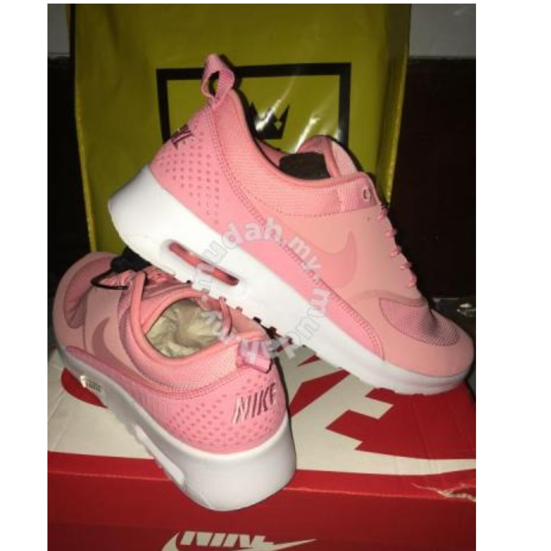 harga nike air max thea rose gold
