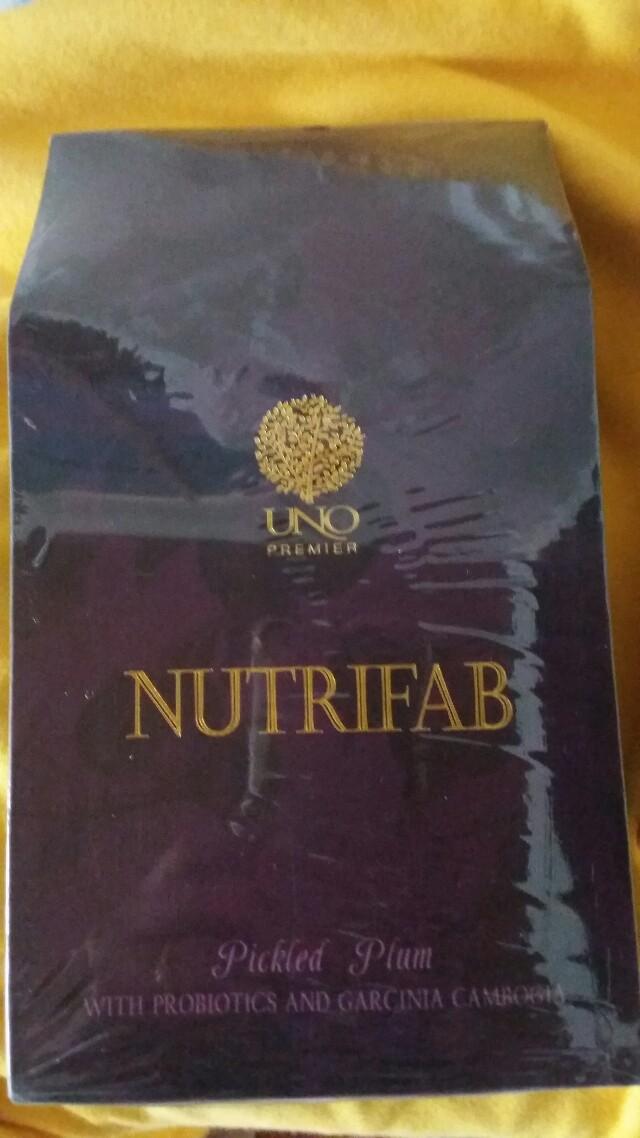 NUTRIFAB by Uno Premier