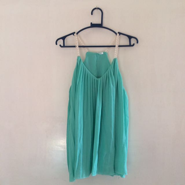 Pastel Sleeveless Blouse / Tank Top