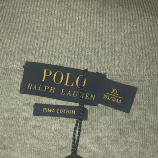 POLO Ralph Lauren Half Zip Sweater