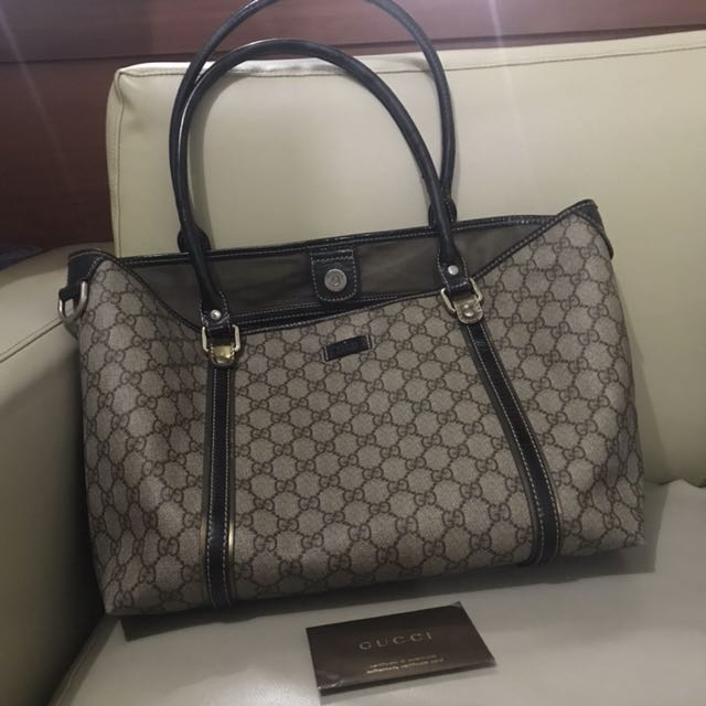 Preloved Authentic Gucci Bag