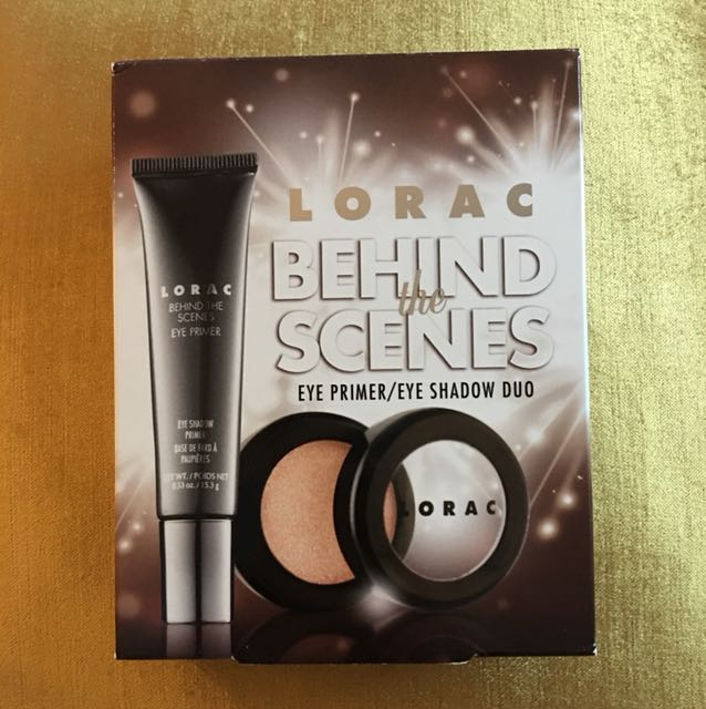 Primer And Eye Shadow Duo - Brand New