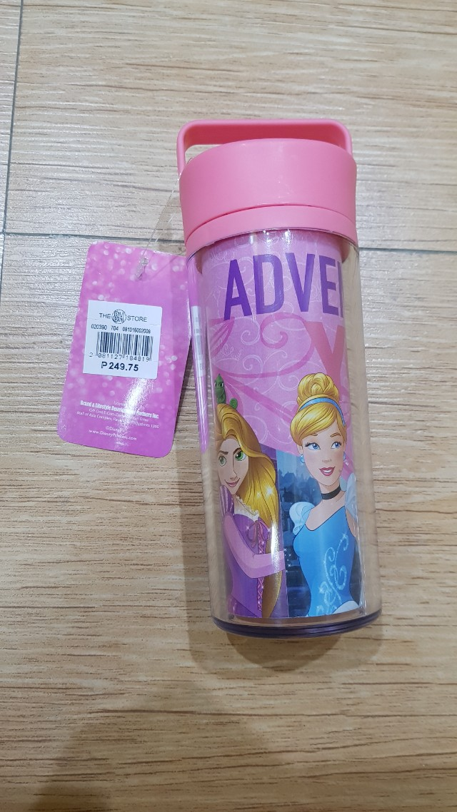 Princess mug bottle