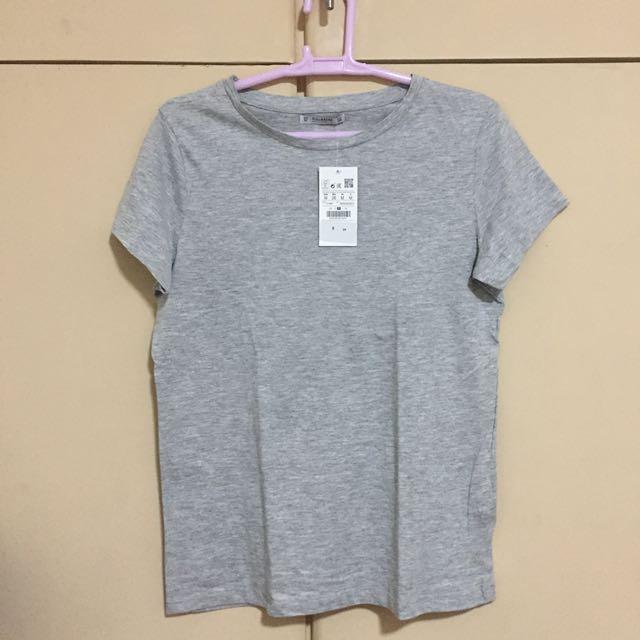 Pull&Bear Gray Shirt