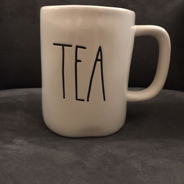 Rae Dunn by Magenta TEA mug
