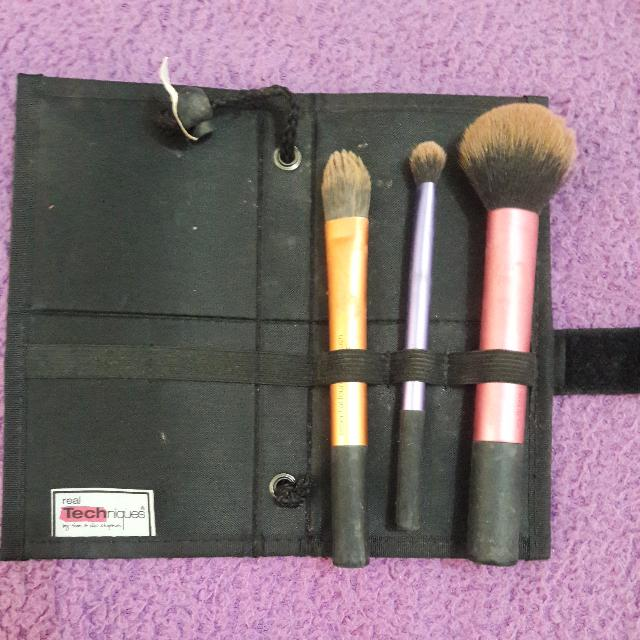 [REAL TECHniques] Brush Set