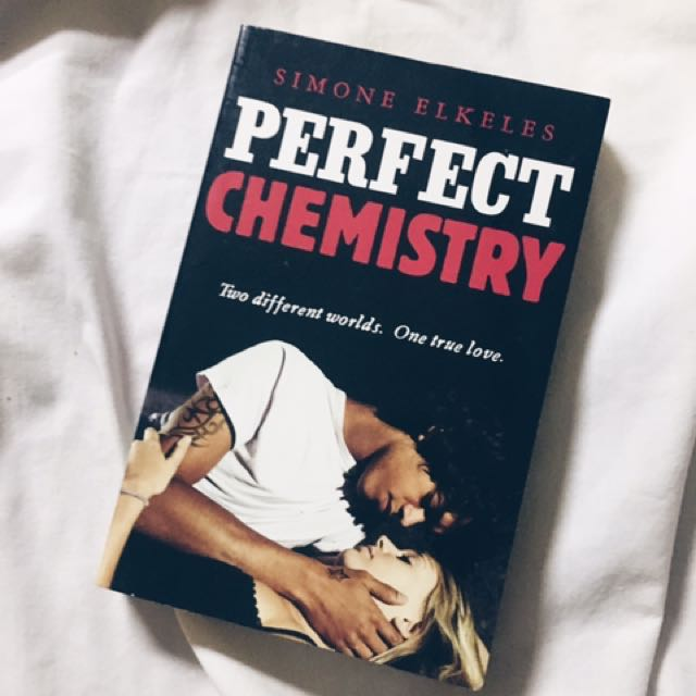 REPRICED Perfect Chemistry By Simone Elkeles
