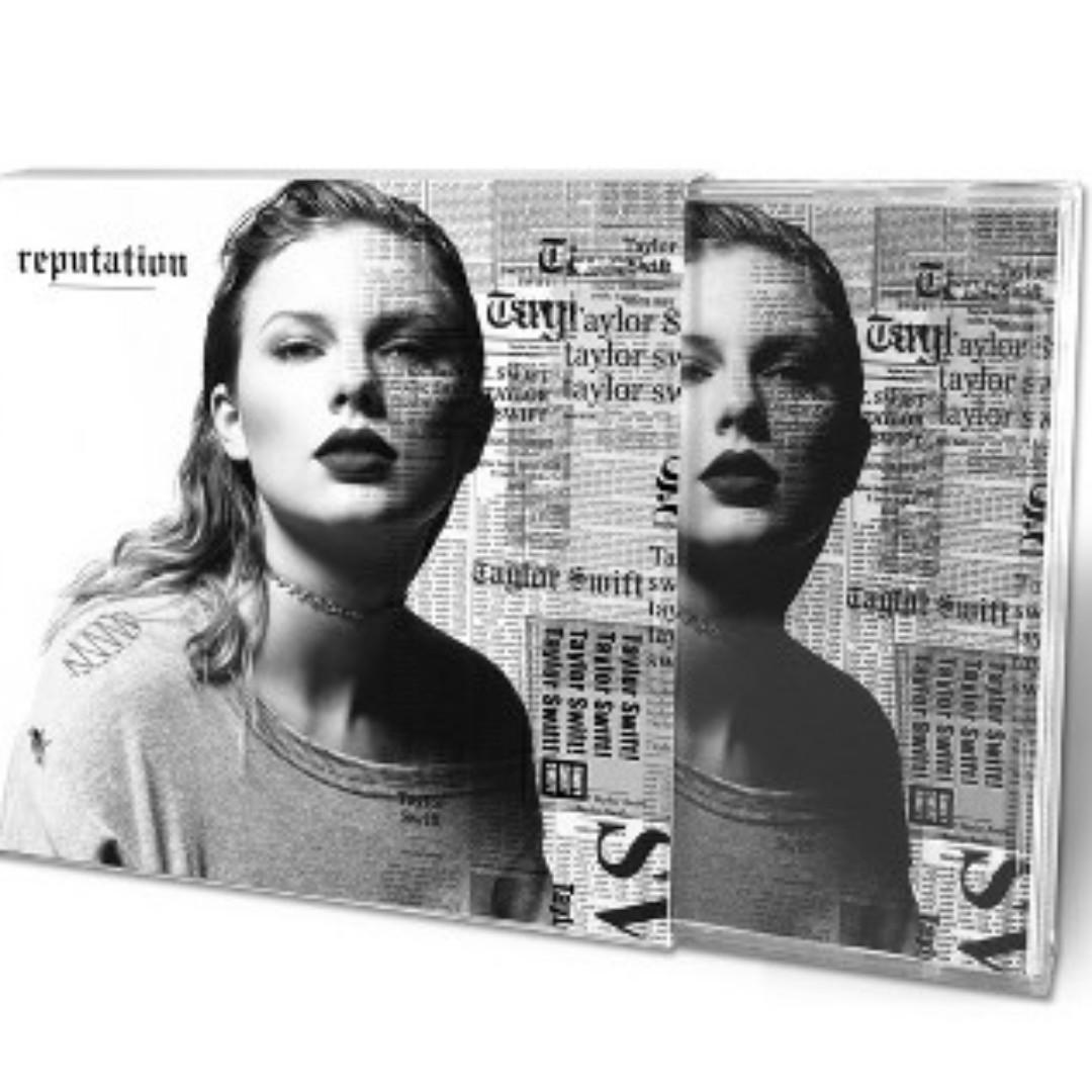 Reputation CD - Taylor Swift