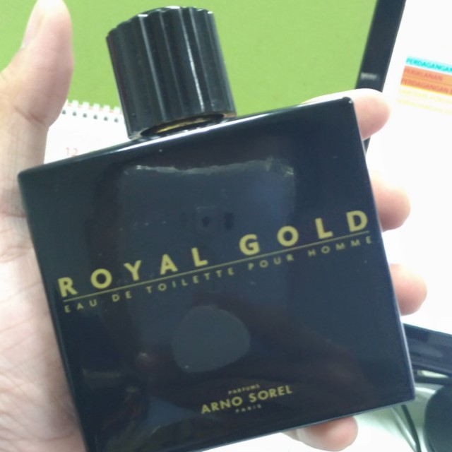 Royal Gold - Arno Sorel (100ml)