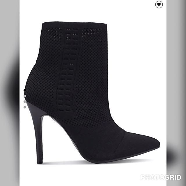 SALE🎉KNITTED BOOTS