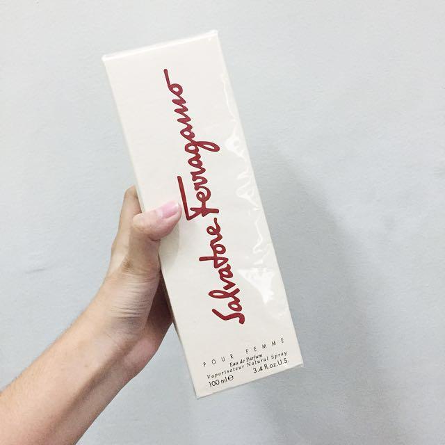 Salvatore Ferragamo Perfume for Women (Full Size)
