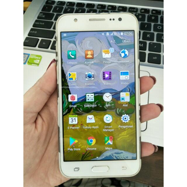 Samsung J5 SM-J500G