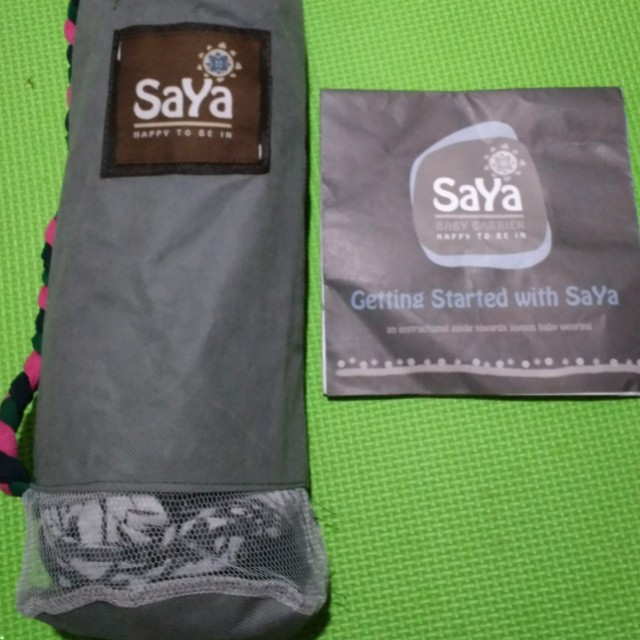SAYA SSK Size: Large