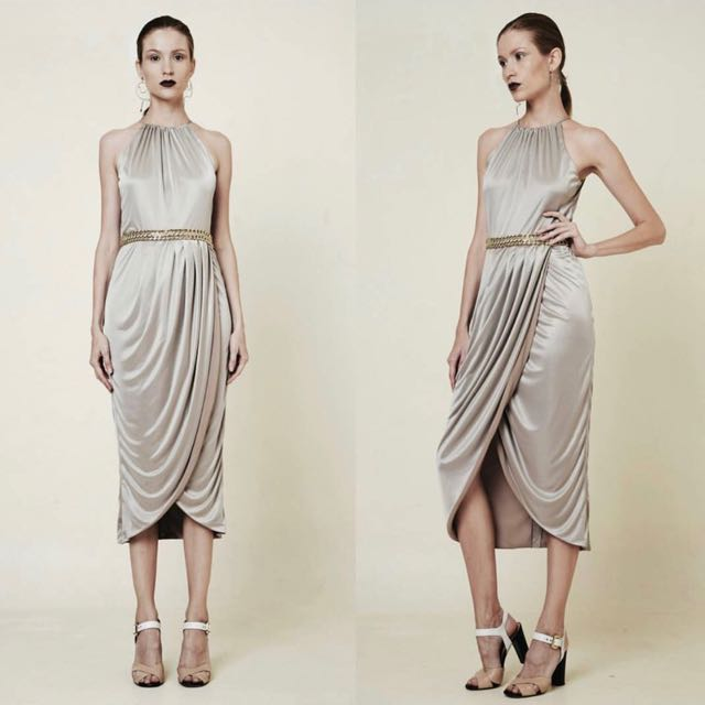 Silver Dress by VONE official