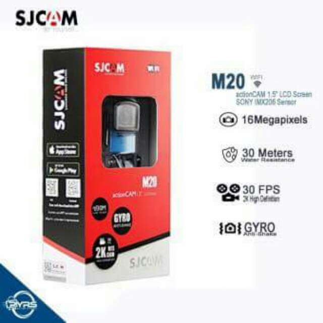 Sjcam M20 wifi