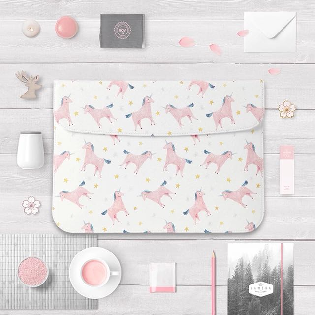 #SL04 // unicorn macbook sleeves