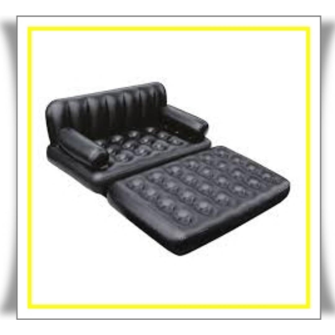 Sofa Bed 5 In 1 Air Bahan Tebal