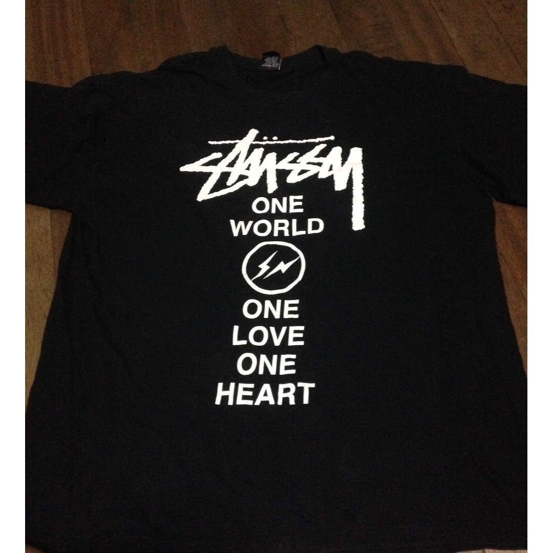 Stussy Pre loved shirts for men (Streetwear brands)