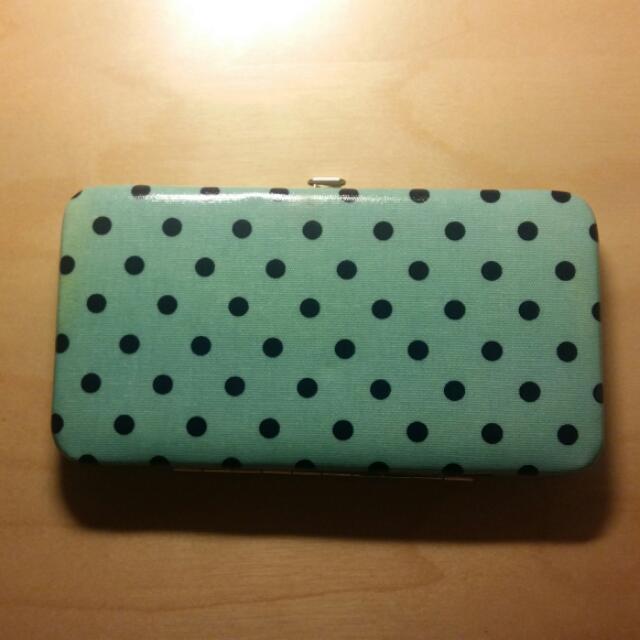 Target - Polka Dot Wallet