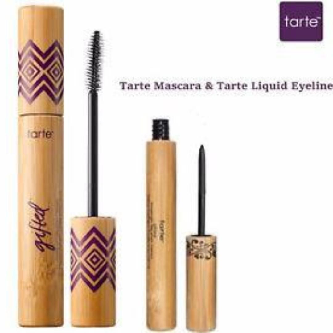 6da7863ed3f TARTE GIFTED MASCARA 2 IN 1, Health & Beauty, Makeup on Carousell
