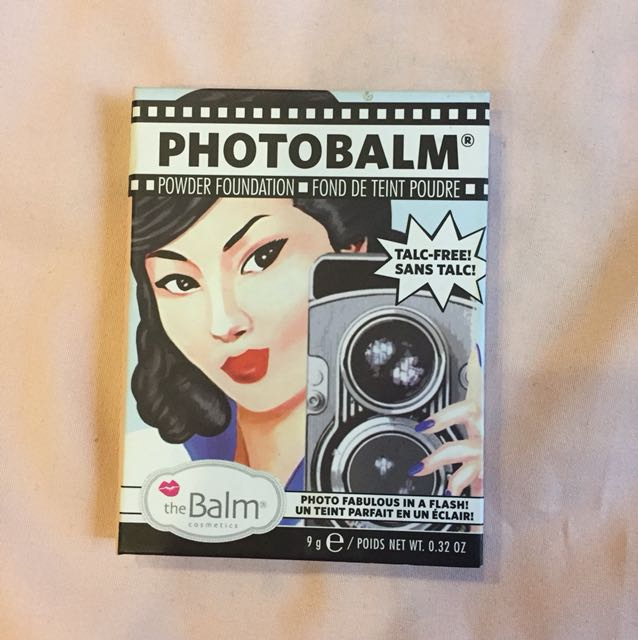 The Balm PhotoBalm Powder Foundation Free Ongkir Jabodetabek