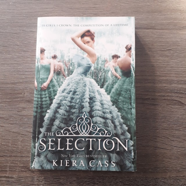 The Selection Novel (ENGLISH VER)